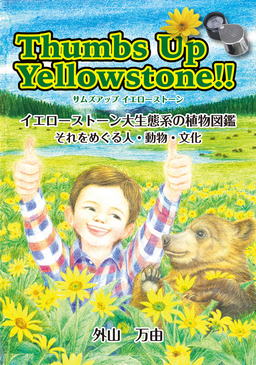 Thumbs Up Yellowstone!!(サムズアップ イエローストーン)